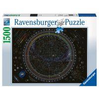 Ravensburger Puzzle Vesmír 1500 dílků