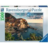 Ravensburger puzzle Pohled na Cinque Terre 1500 dílků