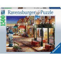 Ravensburger puzzle Tajemný koutek v Paříži 1500 dílků