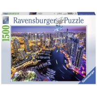 Ravensburger Puzzle 163557 Dubai on the Persian Gulf 1500 dílků
