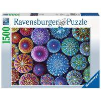 Ravensburger Puzzle Body v čase 1500 dílků