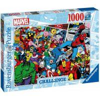 Ravensburger puzzle Marvel Výzva 1000 dílků