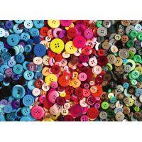 Ravensburger puzzle Knoflíky Výzva 1000 dílků