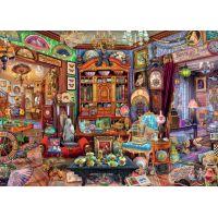 Ravensburger puzzle 165766 Pokladnica 1000 dielikov 2
