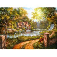Ravensburger Puzzle U vody 500 dílků