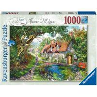 Ravensburger Puzzle Květinový kopec 1000 dílků 2
