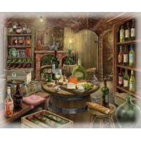 Ravensburger Puzzle Exit Puzzle Vinný sklep 99 dílků