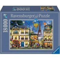 Ravensburger puzzle Paříž 18000 dílků