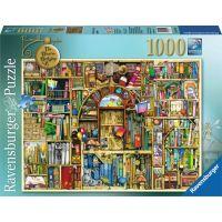 Ravensburger puzzle Bizarní knihovna 2 1000 dílků