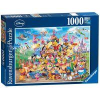 Ravensburger Puzzle 193837 Disney karneval 1000 dílků