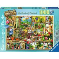 Ravensburger puzzle Zahradníkova skříň 1000 dílků