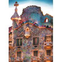 Ravensburger Puzzle 196319 Casa Batllo Barcelona 1000 dílků 2