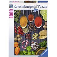 Ravensburger Puzzle Bylinky a koření 1000 dílků
