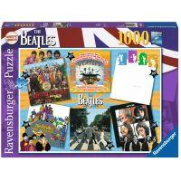 Ravensburger Puzzle 198153 The Beatles Alba 1967-1970 1000 dílků