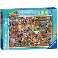 Ravensburger Puzzle Sběratelská skříň 1000 dílků