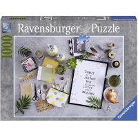 Ravensburger Puzzle Začni žít svůj sen 1000 dílků