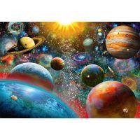 Ravensburger Puzzle Planetární vize 1000 dílků