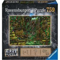 Ravensburger puzzle Exit Puzzle Chrám v Ankoru 759 dílků