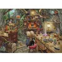 Ravensburger puzzle 199525 Exit Puzzle Čarodejnícka kuchyne 759 dielikov - Poškodený obal 2