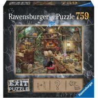 Ravensburger puzzle Exit Puzzle Kouzelnická kuchyně 759 dílků