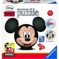 Ravensburger Puzzle 3D Disney Mickey Mouse puzzleball 72 dílků