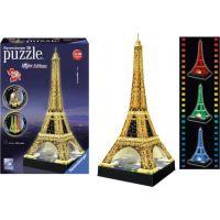 Ravensburger Eiffelova veža 3D Nočná edícia 216 dielikov