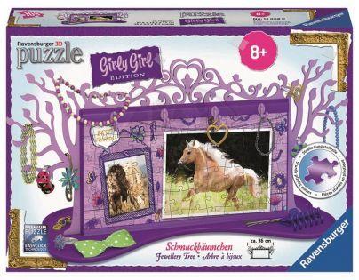 Ravensburger 3D Girly Girl Šperkovnice Kůň