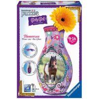 Ravensburger 3D Girly Girl Váza Kůň
