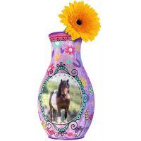 Ravensburger 3D Girly Girl Váza Kůň 2