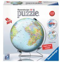 Ravensburger Puzzle 3D Globus puzzleball 540 dílků