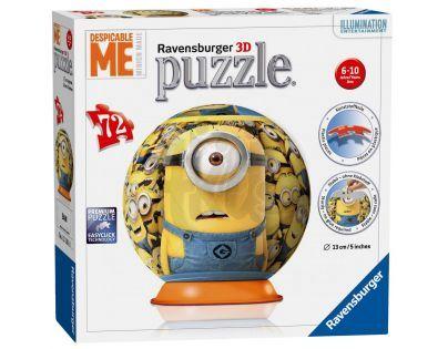 Ravensburger Mimoni 3D puzzleball 72 dílků