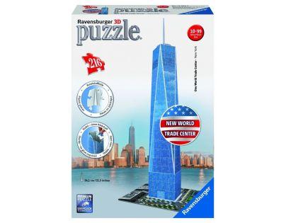 Ravensburger 3D One World Trade Center 216 dílků