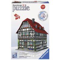 Ravensburger Středověký dům 3D 216 dílků