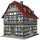 Středověký dům 3D 216d (Ravensburger 12572) 2