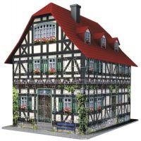 Ravensburger Středověký dům 3D 216 dílků 2