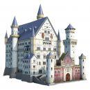 Ravensburger 3D Zámek Neuschwanstein 216 dílků 3