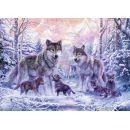 Ravensburger Arktičtí vlci 1000 dílků 2