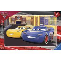 Ravensburger Puzzle 061471 Auta 3 15 dílků