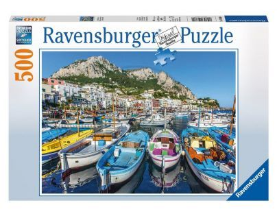 Ravensburger Barevná Marina 500 dílků