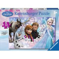 Ravensburger Disney Ledové království 35 dílků