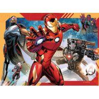 Ravensburger Puzzle Disney Marvel Avengers 4 x puzzle v boxu 2