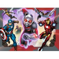 Ravensburger Puzzle Disney Marvel Avengers 4 x puzzle v boxu 5