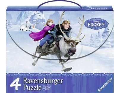 Ravensburger Disney Ledové království 4v1