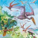 Ravensburger Fascinující dinosauři 3 x 49 dílků 2