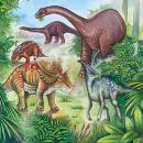 Ravensburger Fascinující dinosauři 3 x 49 dílků 3