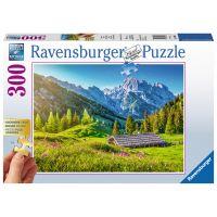 Ravensburger Puzzle Horské louky 300 dílků