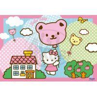 Ravensburger Hello Kitty se vznáší 2 x 12 dílků 2