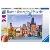 Ravensburger Puzzle Krásná Praha 300 dílků