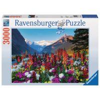 Ravensburger Puzzle Kvetoucí hory 3000 dílků