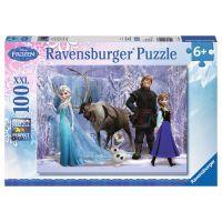 Ravensburger Ledové království 100 dílků XXL
